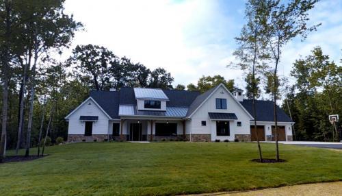 Schroeder Carpentry Inc. Custom Home